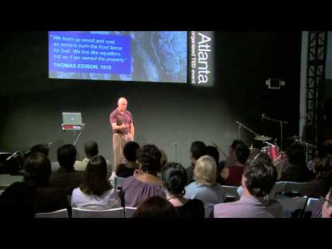 TEDxAtlanta - Bill James - Tomorrow's Solar Transportation