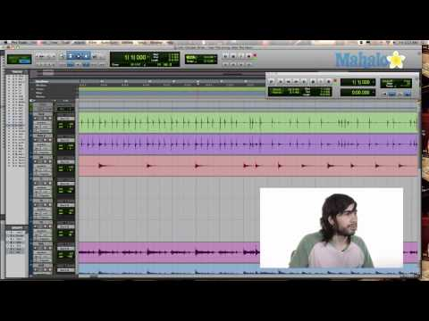 Transport Window - Pro Tools 9