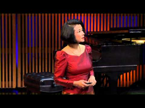 Never Give Up: Sithea San at TEDxSoCal