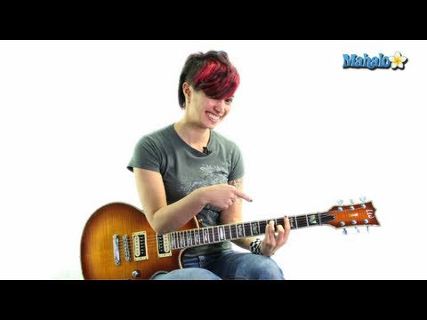 "Video A Day -  ""Heavy Metal Lover"" by Lady Gaga on Guitar"