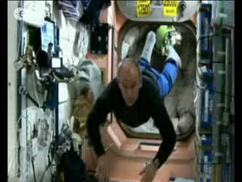 New astronauts: what can they expect?