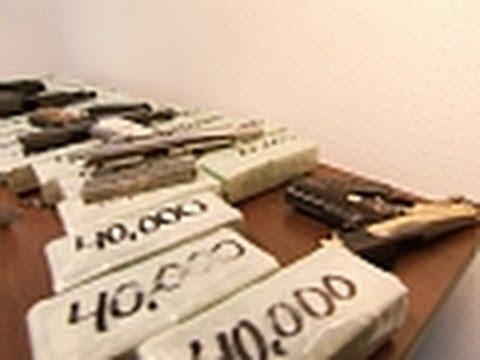 Seizing Guns and Cash