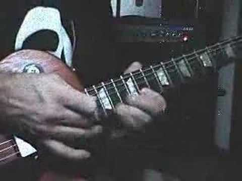 "Original Heavy Metal Solo: ""Subconscious Illusions"""