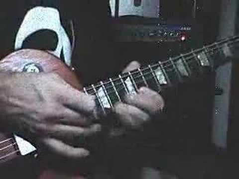 "Original Heavy Metal Solo: ""Subconscious Illusions"""