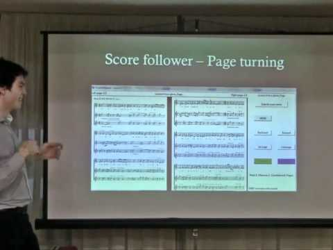 NIPS 2011 Music and Machine Learning Workshop: Symbolic Music Information Retrieval with music21