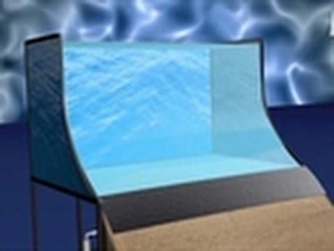 Tanked - Skate Ramp Aquarium