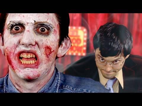 Zombieland Zombie Halloween Interview