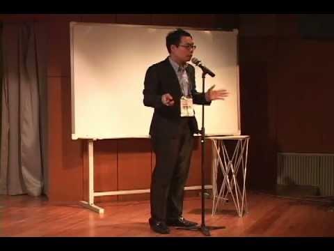TEDxHUFS - ByungJun Park - Magic is the communication
