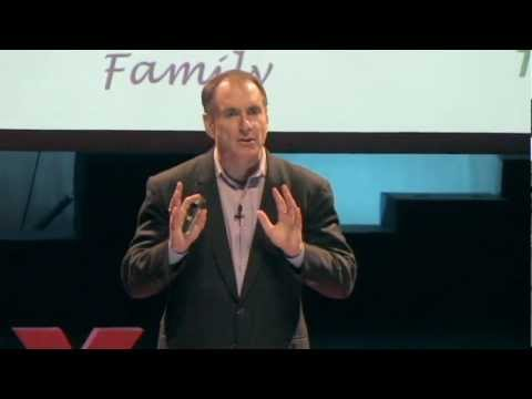 TEDxUFM: John Chisholm - Release your Inner Company
