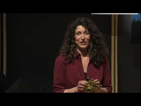 TEDxRainier - Michelle Bates - Toying with Creativity