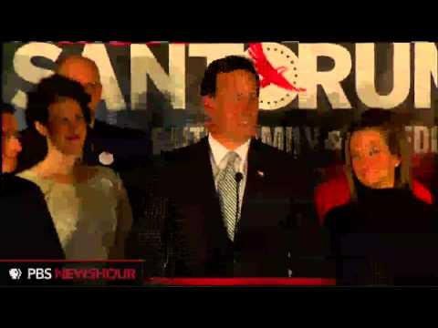 Watch Rick Santorum New Hampshire Primary Speech