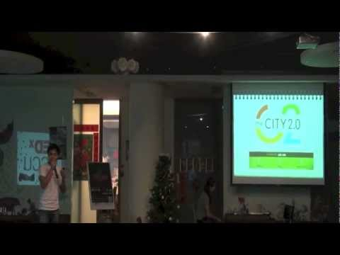 The power of Idea: Jacob at TEDxNCCU