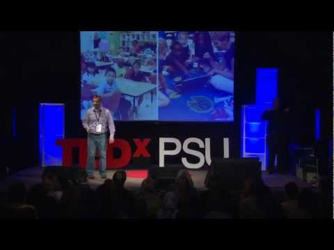 TEDxPSU - Dr. Joseph Valente - Hearing the Unheard