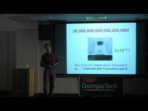 TEDxGeorgiaTech -  John Cressler - The Many Miracles of the Microelectronics Revolution