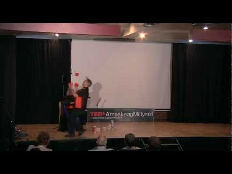 TEDxAmoskeagMillyard - Tony Duncan & Elliot Markow - Music & Movement Performance