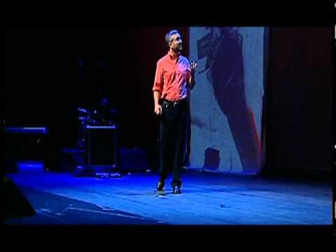 TEDxAthens - Dimitris Achlioptas - How to share your brain