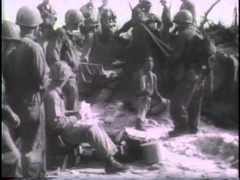 New Films Of U.S. Victory In The Marshall Islands (1944)