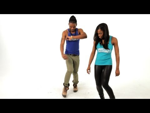 How to Do the MySpace | How to Dance to Reggae Dancehall