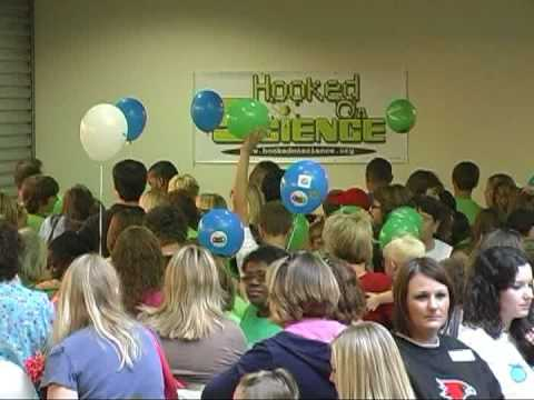 World Record Set In Cape Girardeau, MO During Science Day 2008