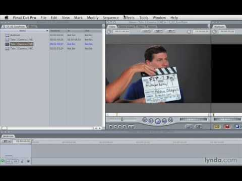 lynda.com: Final Cut Pro 7 Essential Training