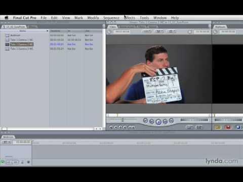 lynda.com: Final Cut Pro 7 Essential Training