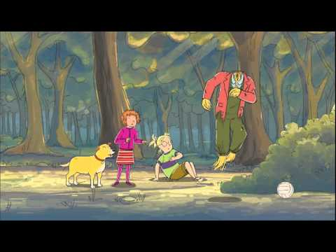 MARTHA SPEAKS | Night of The Phantom Scarecrow | PBS KIDS