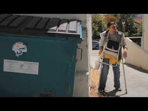 How to Dumpster Dive