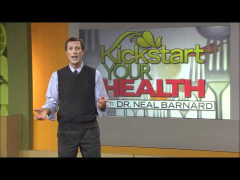 KICKSTART YOUR HEALTH WITH DR. NEAL BARNARD | Excerpts | PBS