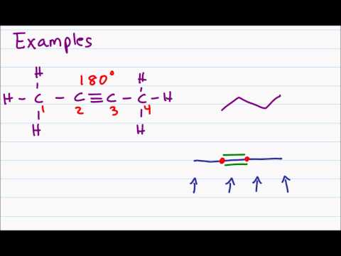 Drawing Skeletal Structures of Organic Molecules (Organic Chemistry Basics Part 2)