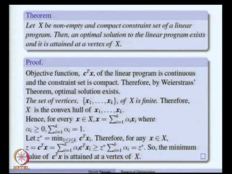 Mod-09 Lec-32 Basic Feasible Solution