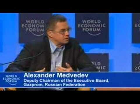 Davos Annual Meeting 2007 - The New Era of Petropolitics