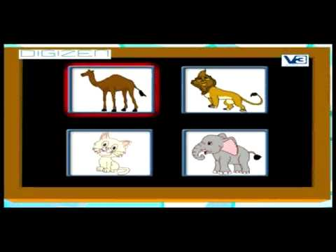 Learn Alphabets and Numbers With Ding - Part 3