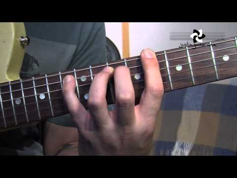 12 Bar Blues Riff Variations (Blues Rhythm Guitar - Guitar Lesson BL-204) How to play