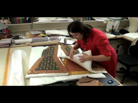 Maharaja: Behind the Scenes - Conservation of Armor