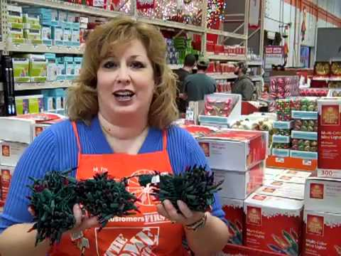 Holiday Electrical Safety - The Home Depot