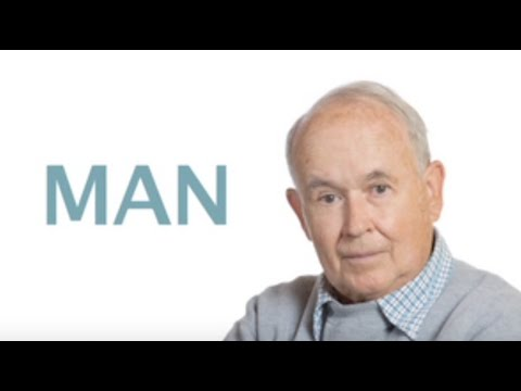Learning English Words - Man/Woman