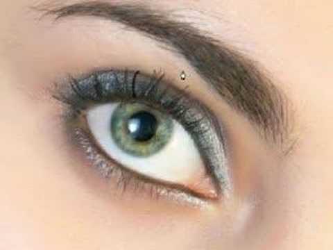 Fake Eyelashes in Photoshop