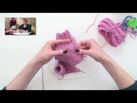 Learn to Knit Magic Loop Socks - Part 4