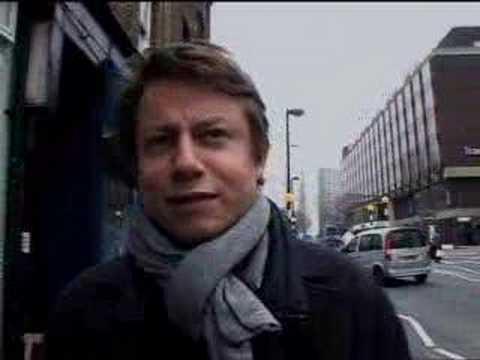 Construction begins on urban chef's new London restaurant - BBC