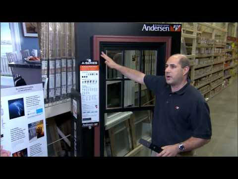 """A"" Series Fibrex Windows by Andersen"