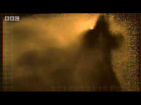 Martian lava floes - Life on Mars - BBC Horizon
