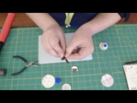 Covered Buttons Tutorial