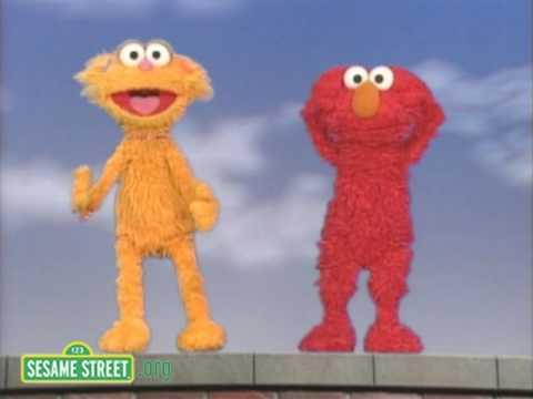 Sesame Street: Zoe Says