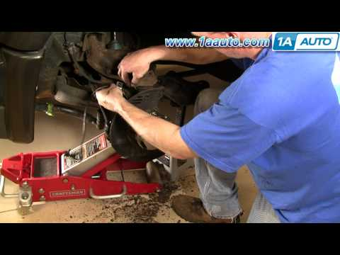 How To Install Replace Part 2 Front Lower Ball Joint Chevy GMC S-10 S15 1AAuto.com