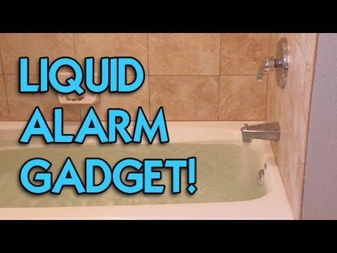 Liquid Alarm Gadget!