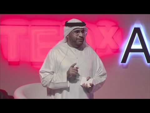 TEDxAlAin - Mohammed Saeed Al Neyadi - Beautiful Garden City
