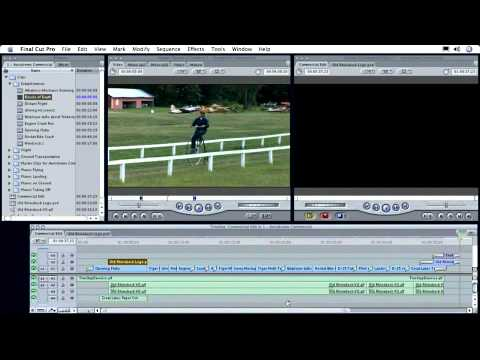 Total Training for Final Cut Pro 5: The Essentials Ch1 L7 Playing Back in Fullscreen View