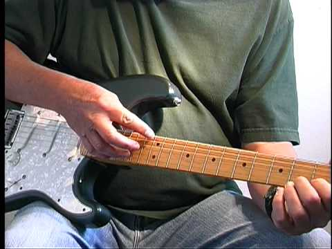 How to Play Harmonics Without a Flat Pick on Guitar