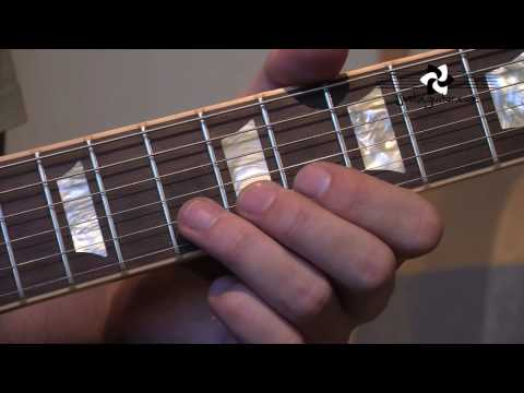 Legato Patterns with Pentatonics (Guitar Lesson SC-025) How to play