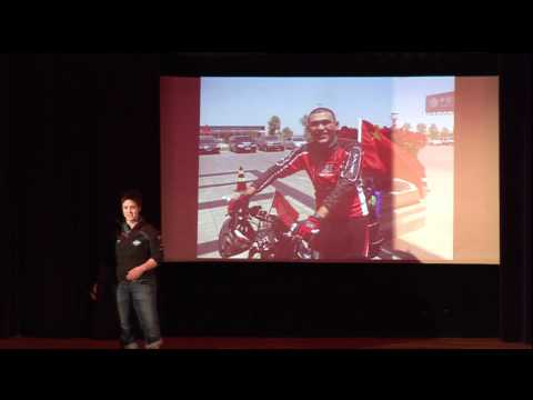 TEDxTokyoTeachers - Sarah Outen - A Human-Powered Journey